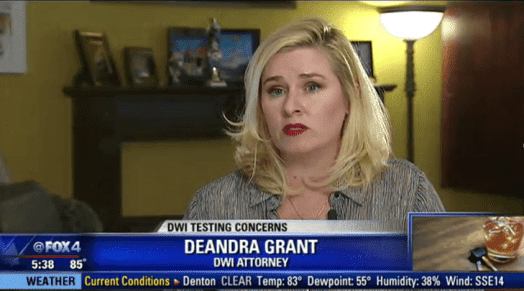 Deandra Grant in the News